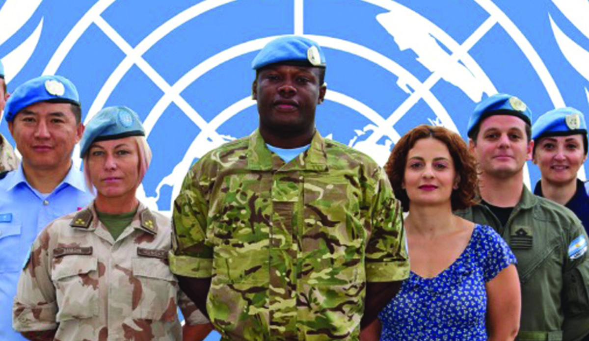 Special Edition: Peacekeepers Day