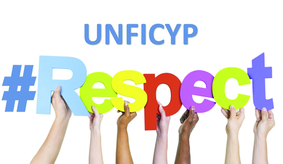 R.E.S.P.E.C.T. – find out what it means to us! UNFICYP launches #respect campaign