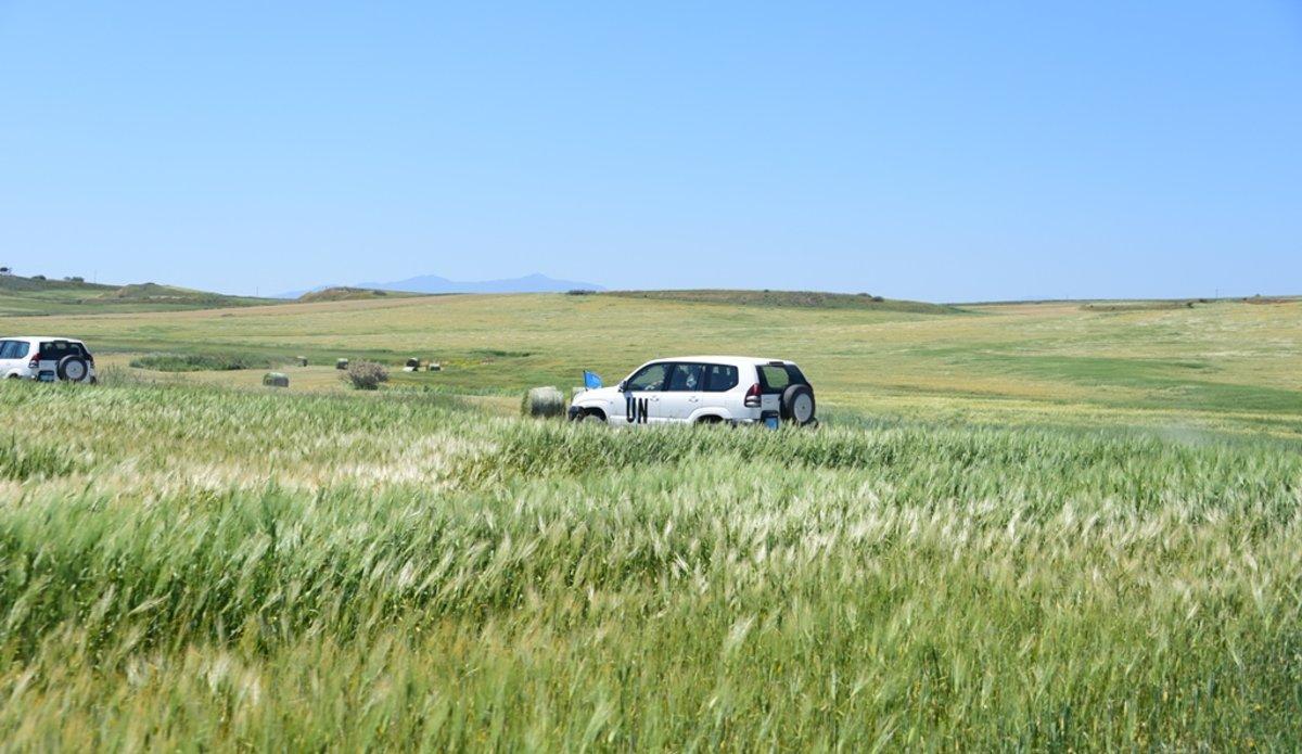 unficyp warns against hunting in the buffer zone unficyp