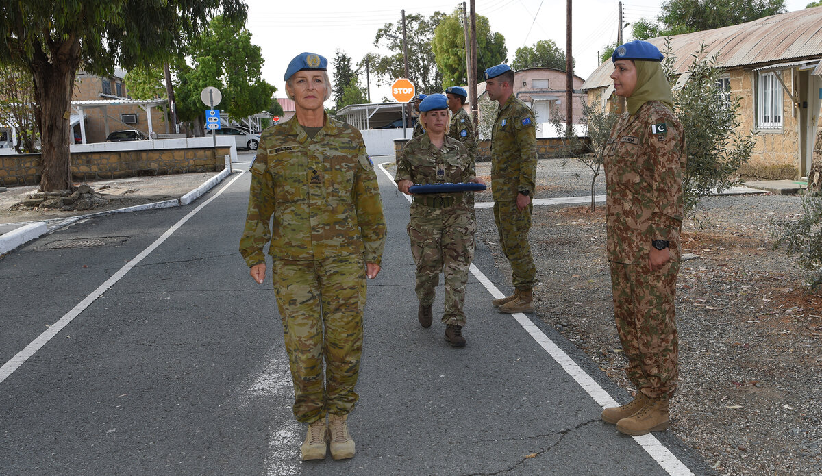 Photo: Maria Homolyova, UNFICYP