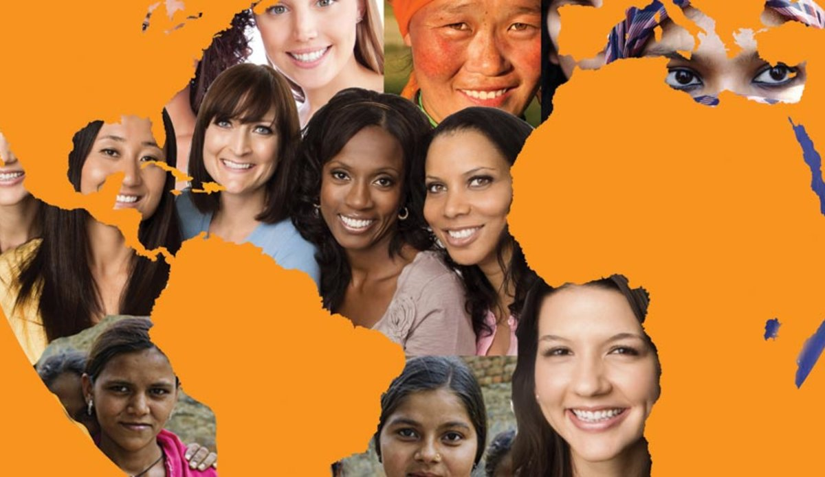 """ORANGE THE WORLD: END VIOLENCE AGAINST WOMEN AND GIRLS!"""