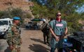 UN Global Advocate visits active minefield in Cyprus, highlights need for continued efforts