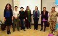 Panel Discussion urges more involvement of women in peacebuilding