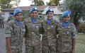 UN Peacekeeping sets new targets for female police, military observers and staff officers