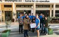 UNFICYP peacekeepers raise funds for local schools' peace initiative
