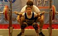 UNFICYP peacekeeper is the World Masters Powerlifting Champion