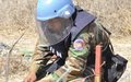 Cambodian demining team completes mine-clearing in Lefka-Aplici