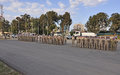 Sector Four troops receive medals for service