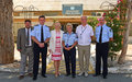 Australian Federal Police Commissioner visits UNFICYP
