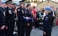 UNFICYP honours Australia's long and distinguished service in Cyprus