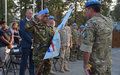 UNFICYP completes autumn troop rotation