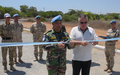 Expansion of UNFICYP's Command Post-10 completed