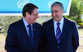 Joint Statement by the Turkish Cypriot leader Mr. Mustafa Akıncı and the Greek Cypriot leader Mr. Nicos Anastasiades