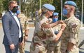 Slovak peacekeepers awarded for their service to peace in Cyprus