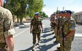 UNFICYP Force Commander Major General Mohammad Humayun Kabir commences duties in Cyprus