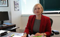 """""""Lessons-learning"""", Sustaining Peace and Partnerships: Interview with SRSG Elizabeth Spehar"""