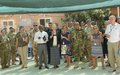 Together for peace: UNFICYP joins global commemoration of the International Day of Peace