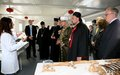 Religious leaders of Cyprus visit the Laboratory of the Committee on Missing Persons and record a joint appeal