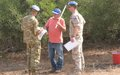 Fresh training for new military observer & liaison officers