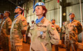 Troops' service to peace recognised in Summer Medal Parade.