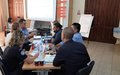 OHCHR, UNFICYP and DPO Standing Police Capacity organise three-day training for the Mission's Police Component on human rights awareness