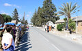 UNFICYP marks the International Day of UN Peacekeepers