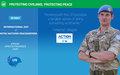 Peacekeeper Profile: Maarten Magee